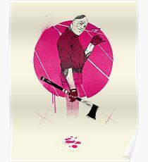 MR SPIV THE ASSASSIN Poster