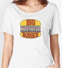 Big Kahuna Burger Tee Women's Relaxed Fit T-Shirt