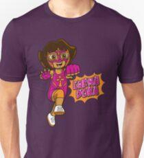 LuchaDora Unisex T-Shirt