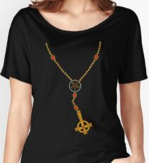 Satanic Rosary Women's Relaxed Fit T-Shirt