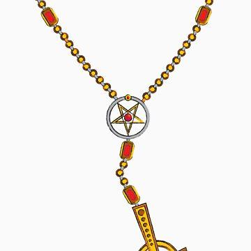Satanic Rosary by TheresaLammon