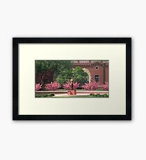 The Spartan Seasons - Spring Framed Print