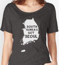 South Korea's Got Seoul Women's Relaxed Fit T-Shirt