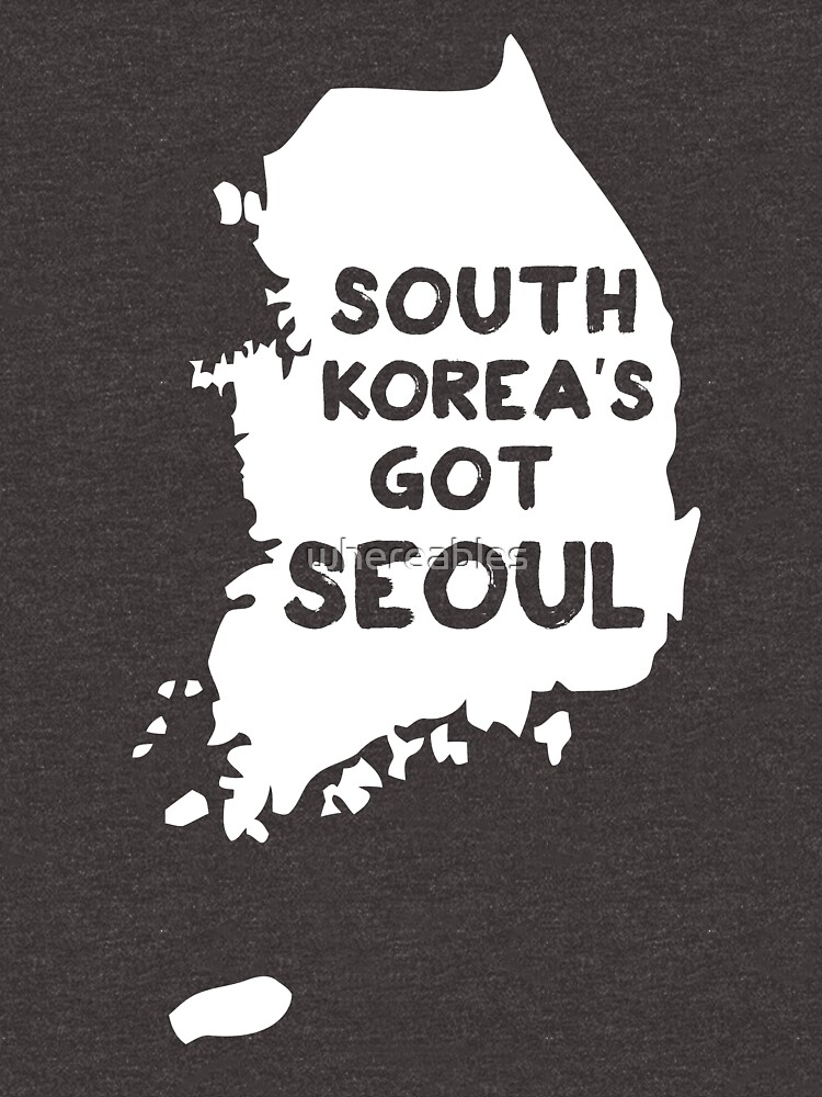 South Korea's Got Seoul by whereables