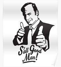 S'all Good Man! Poster