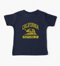 California Bear Republic (Vintage Distressed) Baby Tee