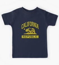 California Bear Republic (Vintage Distressed) Kids Clothes