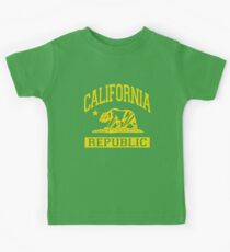 California Bear Republic (Vintage Distressed) Kids Clothes