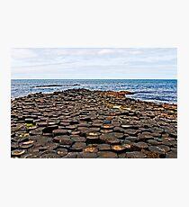 Giants Causeway Photographic Print
