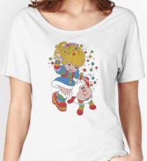 Rainbow Brite- Nostalgia Women's Relaxed Fit T-Shirt