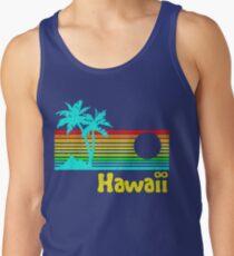 Vintage 80s Hawaii (Distressed Design) Tank Top