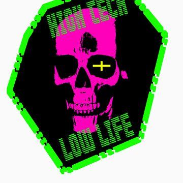 Cyberpunk: High Tech. Low Life. by screenhugger