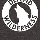 Defend Wilderness by cascadianhiker