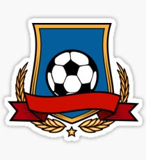 Football Club Emblem Sticker