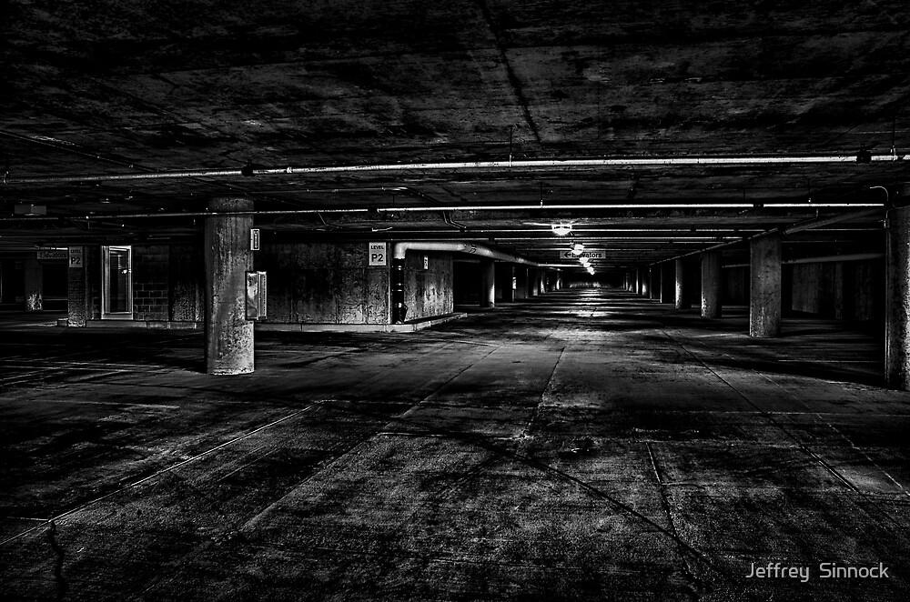 Follow The Lights by Jeffrey  Sinnock