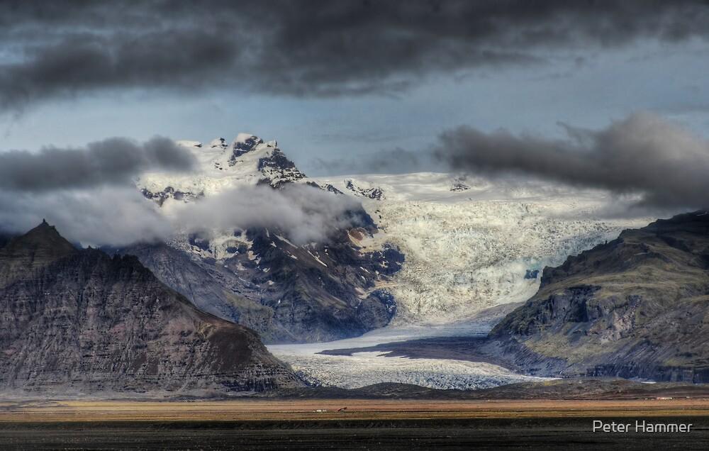 Skafatell Glacier by Peter Hammer