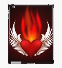 Burning Heart iPad Case/Skin