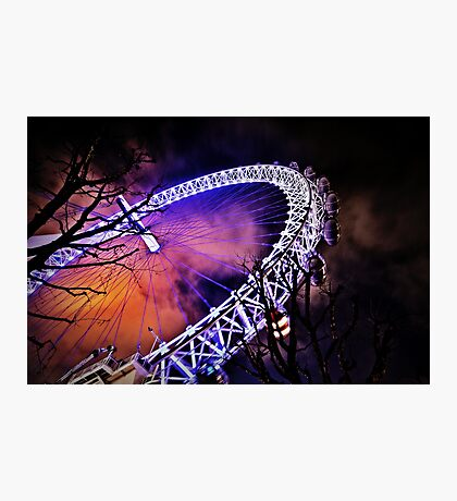The eye of London a secondary perspective  Photographic Print