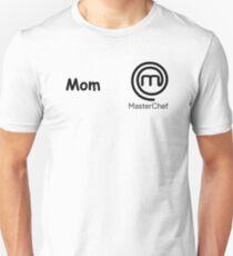 master chef mom  logo Unisex T-Shirt
