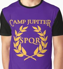 SPQR: Camp Jupiter Graphic T-Shirt