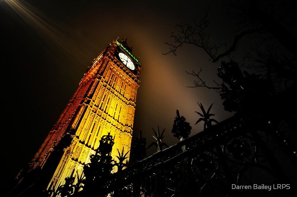 Big Ben an artistic perspective by Darren Bailey LRPS