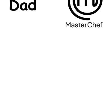 master chef logo dad by claritykiller