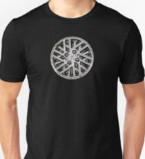 Ford Alloy Wheel - 'Lattice' T-Shirt