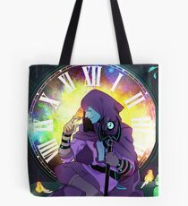 Peace in Time Tote Bag