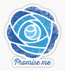 Promise Me Sticker