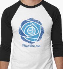 Promise Me Men's Baseball ¾ T-Shirt