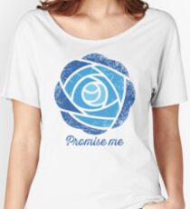 Promise Me Women's Relaxed Fit T-Shirt