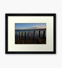 Moor Lough, Tyrone Framed Print