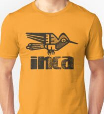 Inca (bird) Unisex T-Shirt