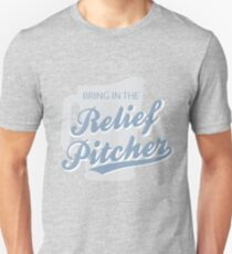 Bring in the relief pitcher (of beer) T-Shirt