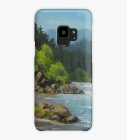 Dancing River Case/Skin for Samsung Galaxy