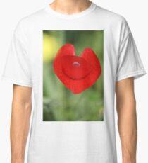Heart of poppy Classic T-Shirt