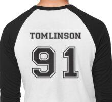 TOMLINSON '91 Men's Baseball ¾ T-Shirt