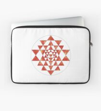 Sri Yantra 11 Laptop Sleeve