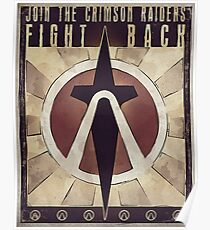 Borderlands 2 'Join the Crimson Raiders' Poster