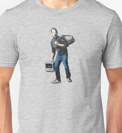 Banksy Steve Jobs Refugee Unisex T-Shirt
