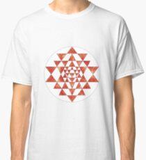 Sri Yantra 11 Classic T-Shirt