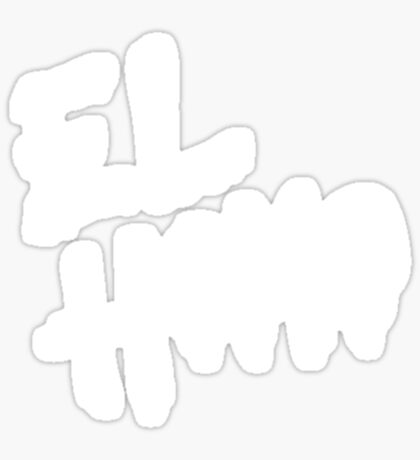 El Homo Sticker