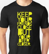 BEER PROVERB  Unisex T-Shirt