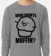 ASDFMOVIE 7 - Who wants muffin? Leichter Pullover