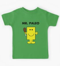 Mr. Paleo Kids Clothes