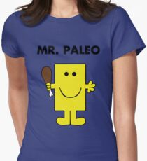 Mr. Paleo Women's Fitted T-Shirt