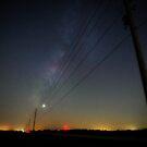 Texas Milky Way by RayDevlin