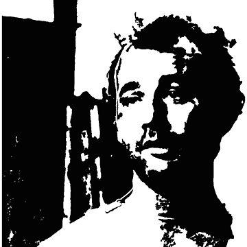 bill murray portrait by TequilaSheila