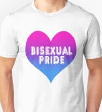 bisexual pride Unisex T-Shirt