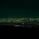Adelaide from Mt Lofty by Jordan Bails
